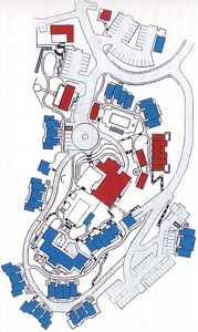 plan view of a project